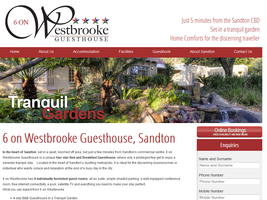 6 On Westbrooke Guesthouse