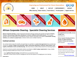 African Corporate Cleaning