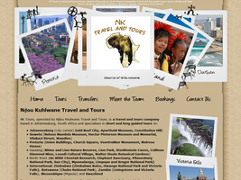 NK Tours Travel and Tours Company