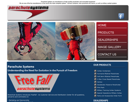 Parachute Systems Skydiving and Parachute Equipment