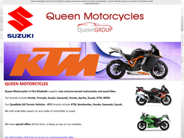 Queen Motorcycles